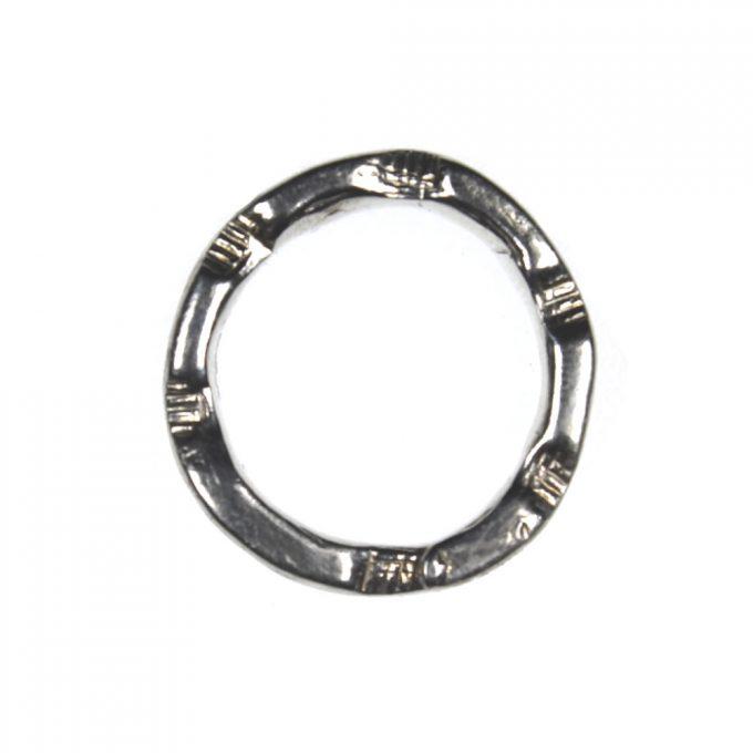 Curvy Silver Ring